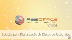 Prévia do webinar sobre solução de digitalização de discos de tacógrafo