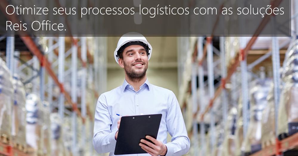 solução Reis Office para o processo logístico