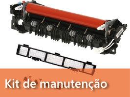 Kit de manutenção