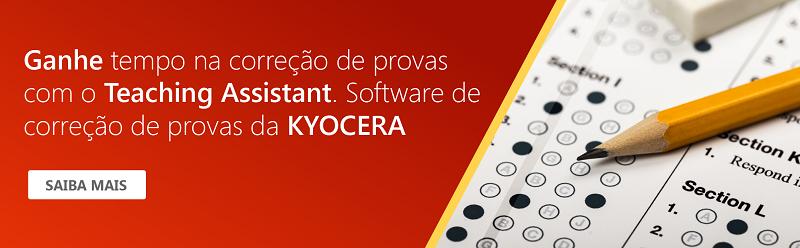 Kyocera Teaching Assistant - Correção de provas
