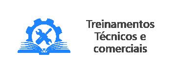 Treinamentos técnicos e comerciais