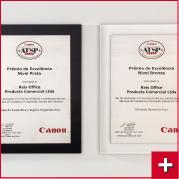 Certificação Prata e Bronze ATSP 2016