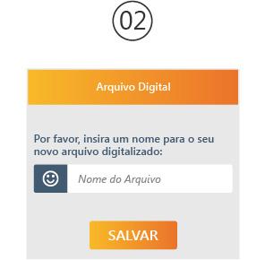 Arquivo Digital 2° passo