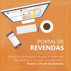 Portal de Revendas com Conteúdo Exclusivo