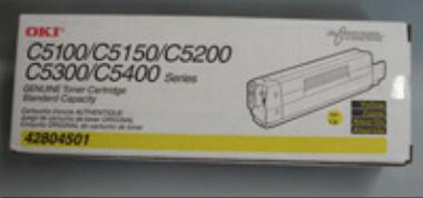 Toner Yellow (amarelo) 42804501