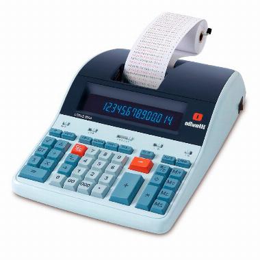 Calculadora de Mesa LOGOS 804B Olivetti