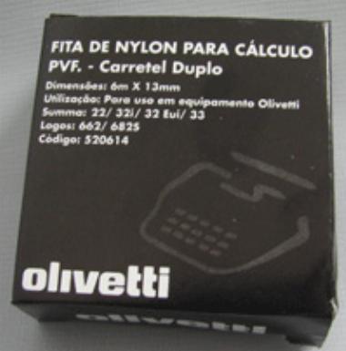 Fita de nylon duplo carretel 20614