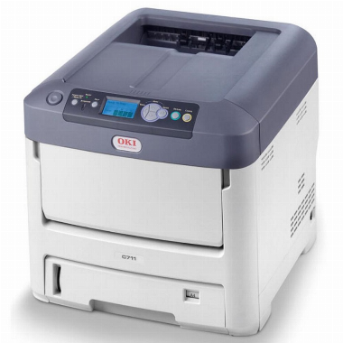Impressora Laser Color Digital C-711N - OKI