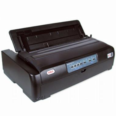 Impressora Matricial ML - 621 - Okidata (Preta)