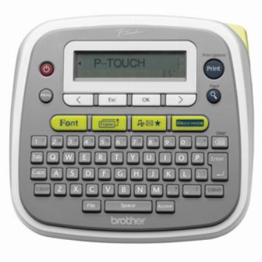 Rotulador Eletrônico PT-D200 Brother