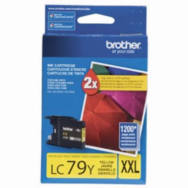Cartucho de Tinta Amarelo LC79Y - Brother