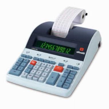 Calculadora de Mesa LOGOS 802 Olivetti