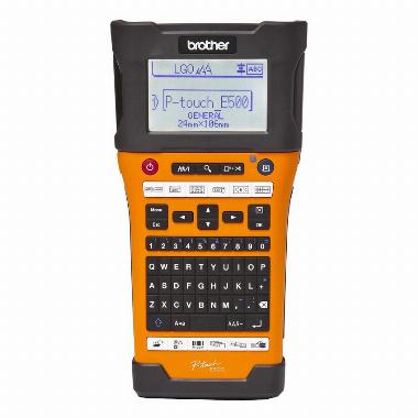 Rotulador Eletrônico PT-E500VP - Brother