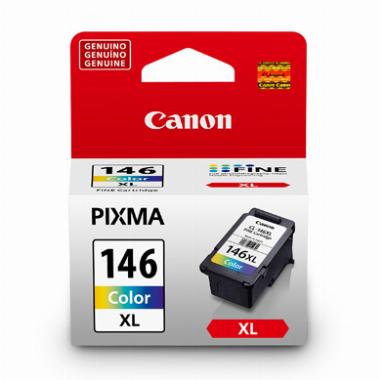 Cartucho de Tinta Verde CL-146XL - Canon