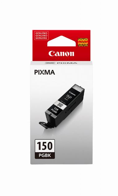 Cartucho de Tinta Preto PGI-150 BK - Canon