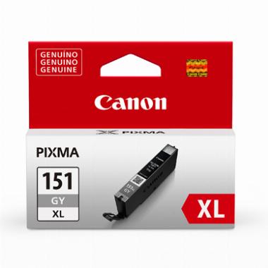 Cartucho de Tinta Cinza CLI-151 GLX - Canon
