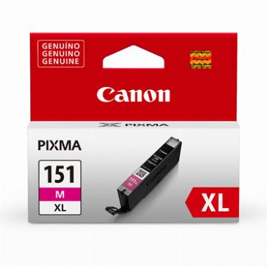 Cartucho de Tinta Magenta CLI-151MXL - Canon