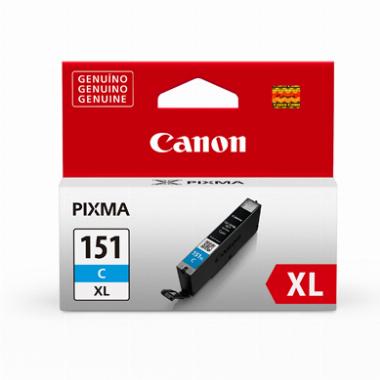 Cartucho de Tinta Ciano CLI-151CXL - Canon
