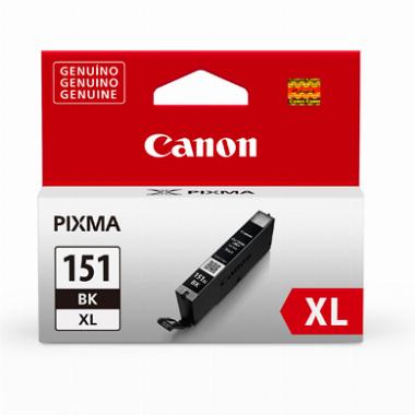 Cartucho de Tinta Preto CLI-151 BK - Canon
