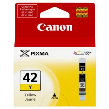 Cartucho de Tinta Amarelo CLI-42