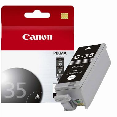 Cartucho de Tinta Preto PGI35BK - Canon