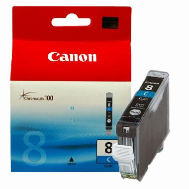 Cartucho de Tinta Azul CLI8C - Canon