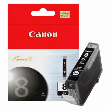 Cartucho de Tinta Preto CLI8BK - Canon