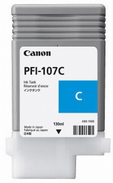 Canon PFI-107C - Ciano- 6706B001AA