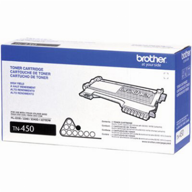 Cartucho de Toner TN450 - Brother