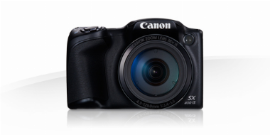 Câmera Digital PowerShot SX400 IS - Canon