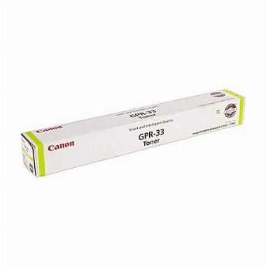 Toner Amarelo GPR-33 - 52.000pgs - Canon