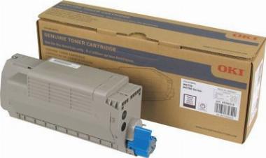 Cartucho de Toner Ciano - 45396211 - MC780 - OKI