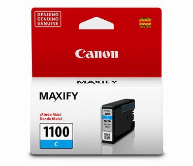 Cartucho de Tinta Ciano PGI1100C - Canon