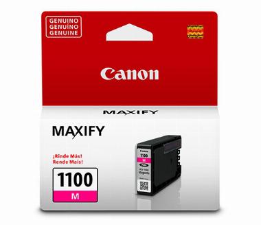 Cartucho de Tinta Magenta PGI1100M - Canon