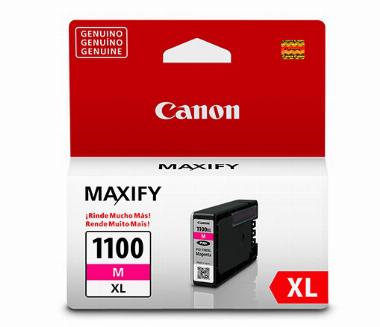 Cartucho de tinta PGI-1100 XL Magenta - Canon