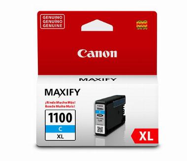 Cartucho de tinta PGI-1100 XL Ciano - Canon