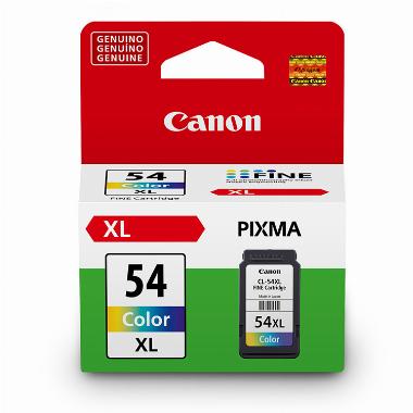 Cartucho de tinta CL-54 XL Colorido - Canon