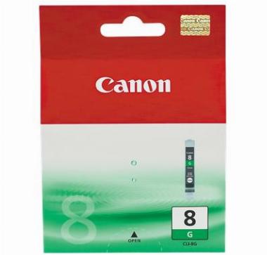 Cartucho de Tinta Verde CLI8G - Canon