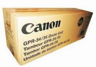 Cilindro Gpr 34/35 - Canon