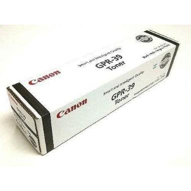 Toner preto GPR-39 P/ IR1730/1740/1740IF/1750/1750IF - 15.100pgs - Canon