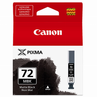 Cartucho De Tinta Canon Mate Preto PGI-72