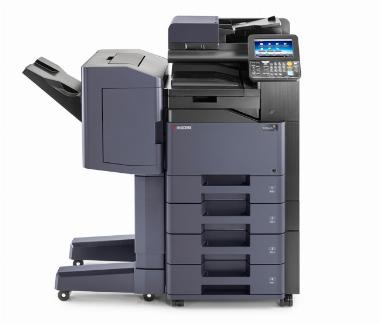 Multifuncional Laser Color A4 TASKalfa356CI sem ADF - KYOCERA