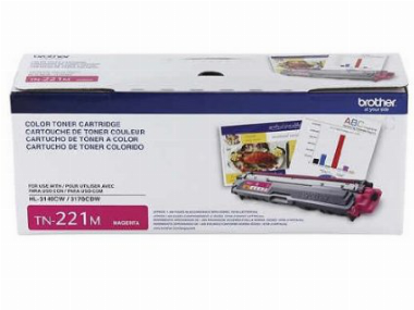 Cartucho de Toner TN221M - Brother