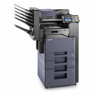 Multifuncional Laser Color TASKalfa306CI com ADF - Kyocera