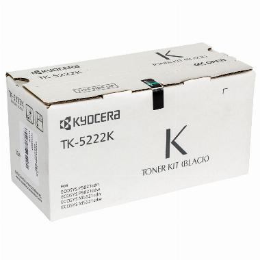 Toner Preto TK-5222K - Kyocera