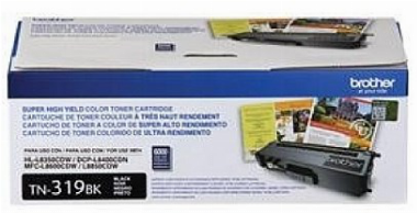 Cartucho de Toner Preto TN-319BK - Brother