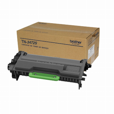 Cartucho de Toner Preto TN3472S - Brother