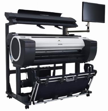 Plotter ImagePROGRAF iPF-770 com pedestal e scanner - Canon