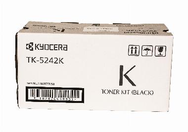 Cartucho de Toner TK5242K Preto - Kyocera