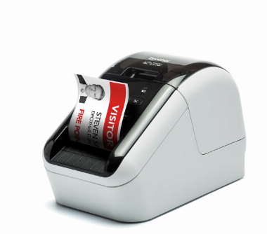 Impressora de Etiquetas QL-810W - Brother